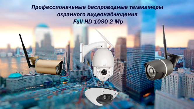 DE-W9388SA Уличная WiFi/LAN телекамера выходом для подключения микрофона (аудио канал), Full HD 2MP